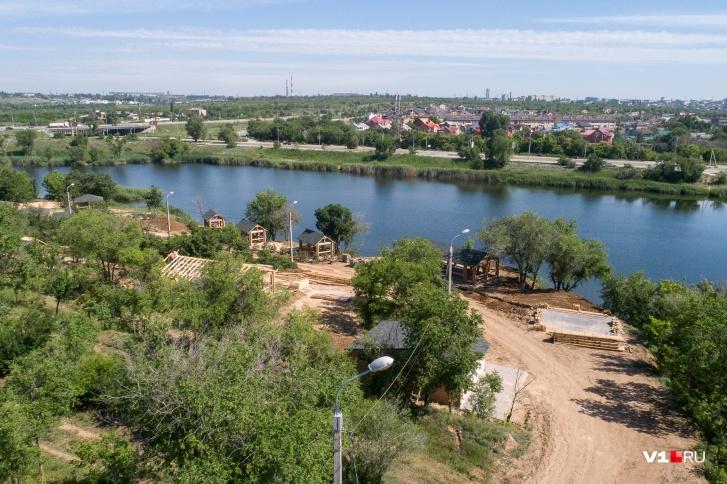 На дне Ангарского пруда раскрыли шесть заиленных источников