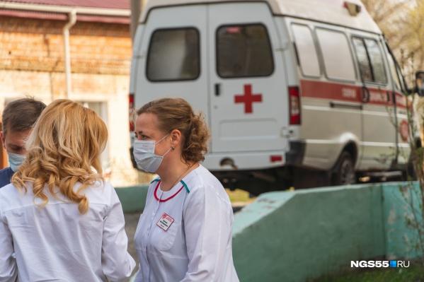 Большая часть новых пациентов заразилась коронавирусной инфекцией на территории нашего региона, без участия гостей из Москвы