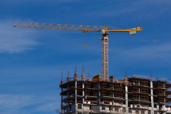 Корпорация развития готова взять на себя обязательства по достройке двух проблемных объектов