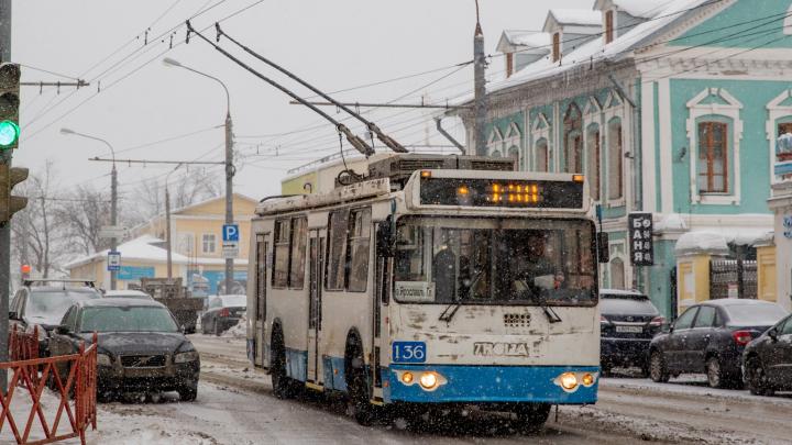 «Главное — прибыль, а не люди»: ярославцы взбунтовались против отмены троллейбусного маршрута