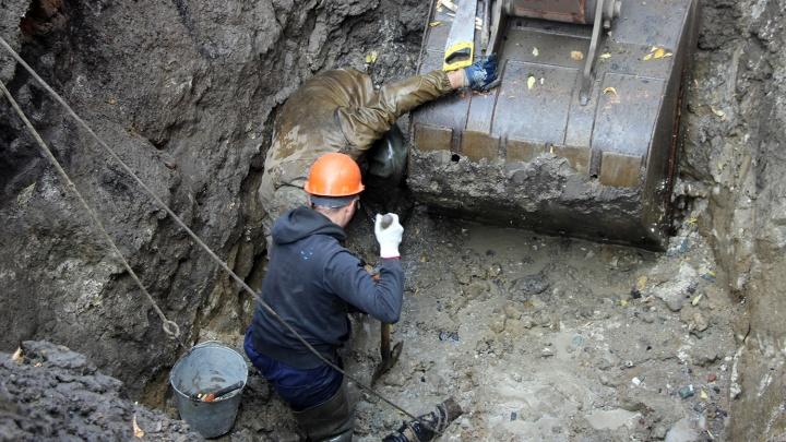 Более 30 зданий в районе 3-й Кордной на весь день останутся без холодной воды