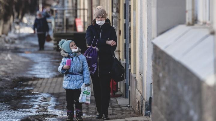 В Уфе начали страховать жизни от коронавируса