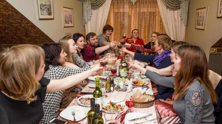 Губернатор попросил ярославцев не устраивать корпоративы