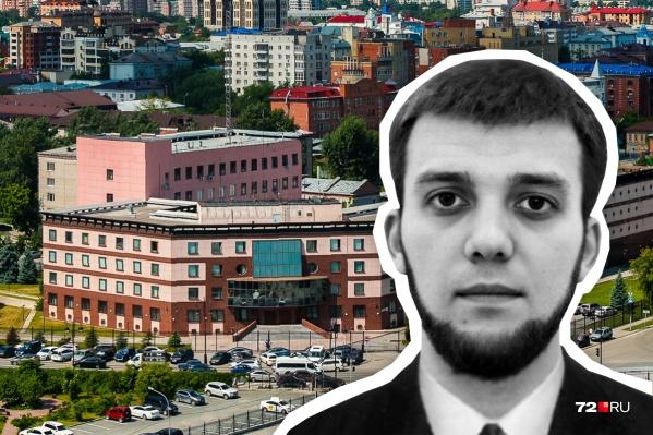 34-летнего Руслана Фомина держат в СИЗО шестой месяц
