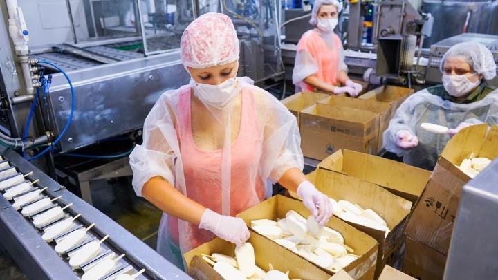 Кузбасс заработал на мороженом больше 67 млн рублей. Рассказываем, в какие страны его экспортируют
