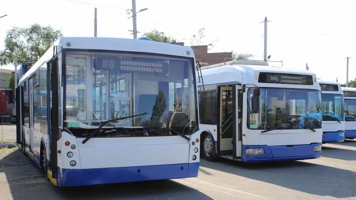 Троллейбусы снова пойдут на Каменку в понедельник. Маршрут не работал 4 года