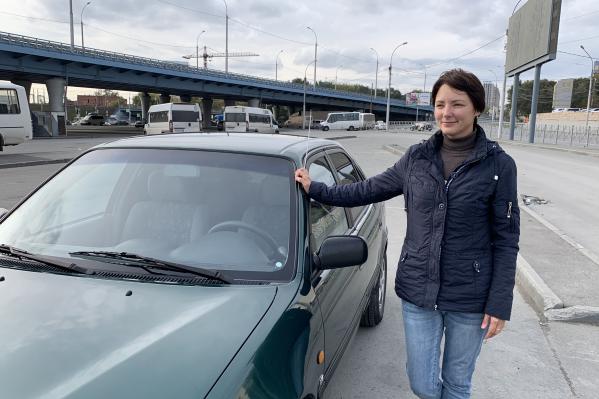 Юлия вложила в ремонт старой машины полмиллиона рублей. И результатом довольна