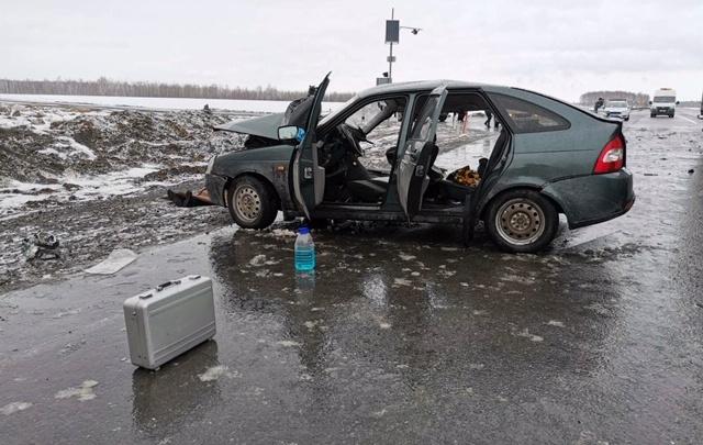 Беременная жительница Ишима погибла в аварии с машиной BlaBlaCar