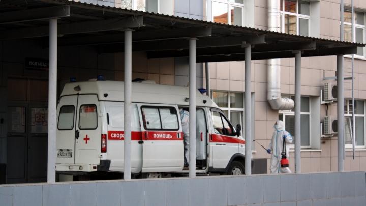 В Свердловской области за сутки коронавирус подтвердили еще у 123 пациентов