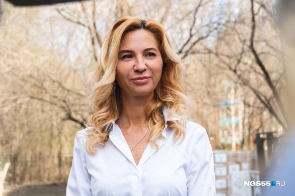 Ирина Солдатова была назначена министром здравоохранения Омской области 1 апреля