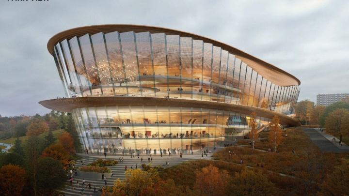 Директор Пермского оперного Андрей Борисов рассказал, что происходит с проектом нового здания театра