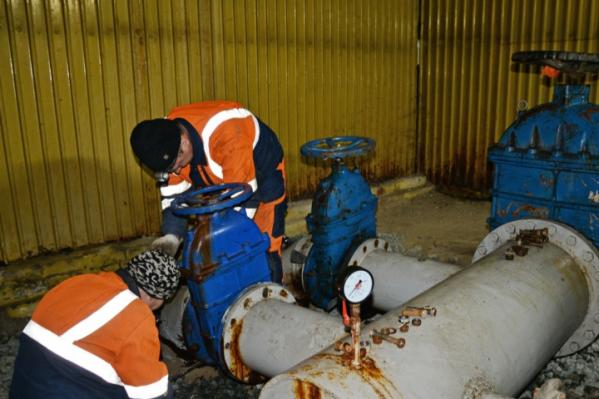 Строительство водопровода в Кетово сопровождалось скандалами и уголовными делами
