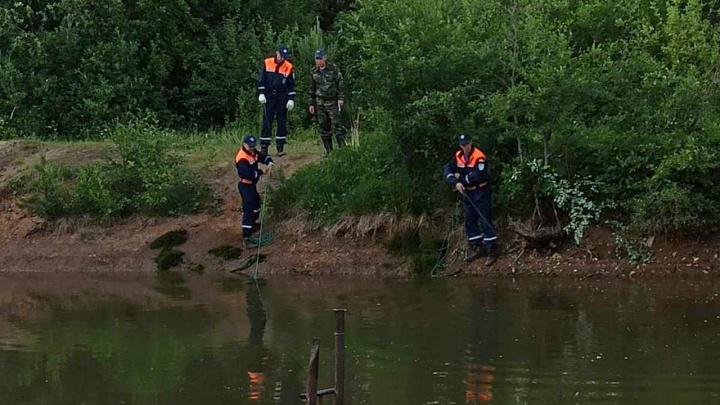 В Челябинской области во время купания в водоёме утонул ребёнок