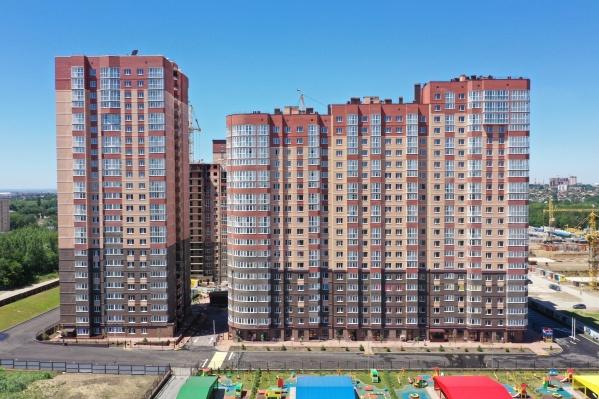 «Вересаево» называют самым зелёным микрорайоном в городе