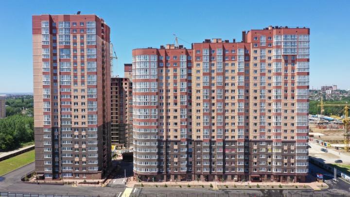 Сразу два дома в новом микрорайоне «Вересаево» встретили своих новосёлов