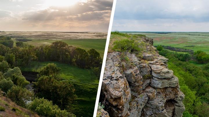 Где отдохнуть с палаткой в Ростовской области: топ-7 живописных мест