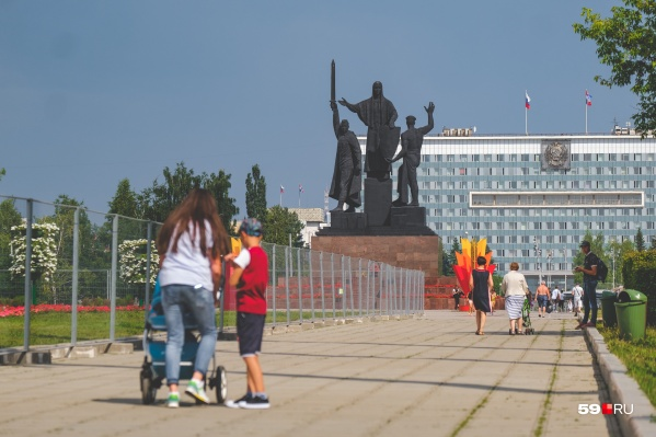 Режим самоизоляции в Перми и крае действует со 2 апреля