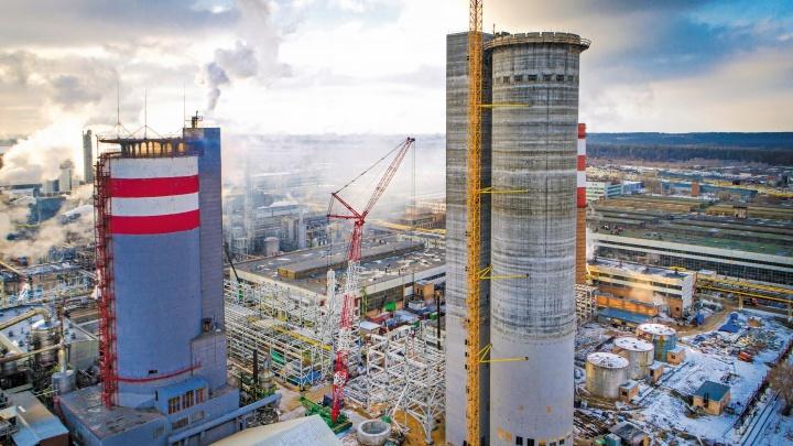 6600 «кубов» бетона и 140 монтажников: на ТОАЗ применили новый способ опалубки