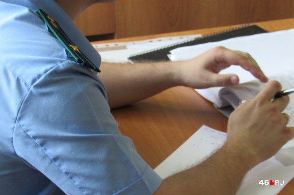 Уголовное дело в отношении чиновницы возбудили по материалам прокурорской проверки