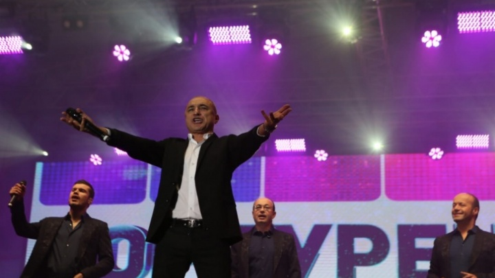 Для Красноярского края заказали онлайн-концерт «Хора Турецкого» с личным обращением