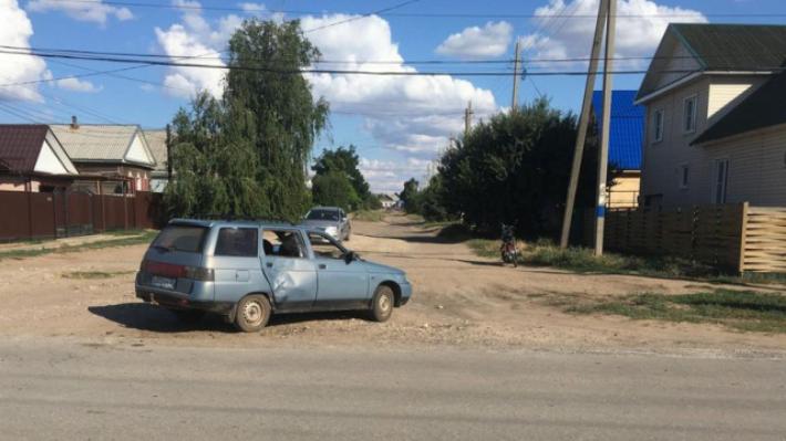 «Пьяный и без прав»: под Волгоградом на мотоциклах разбились двое школьников