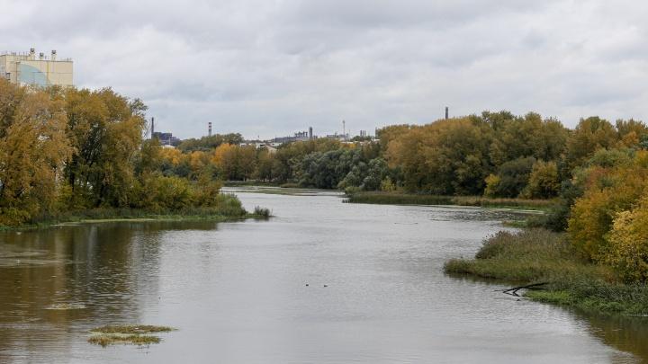 Пустырь возле реки Миасс на улице Российской приведут в порядок
