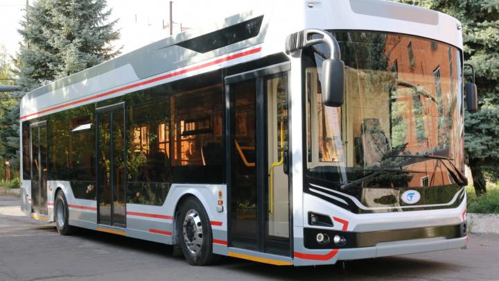 Мэрия Омска закупит ещё 29 новых троллейбусов