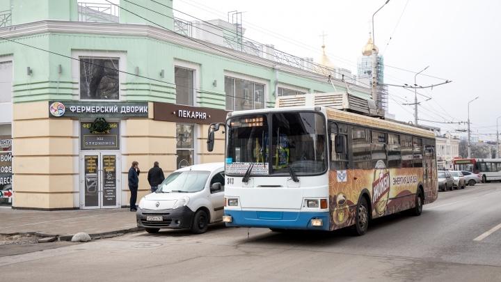 Дептранс пообещал восстановить в Ростове три троллейбусных маршрута до конца года