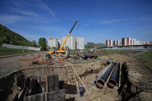 Новый клапан французского производства стал первым подобным девайсом в Красноярске
