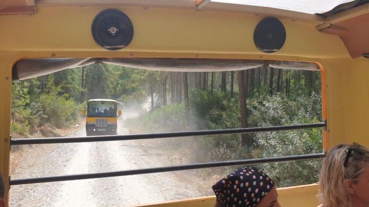 Автобус с журналистом из Екатеринбурга попал в ДТП в Турции