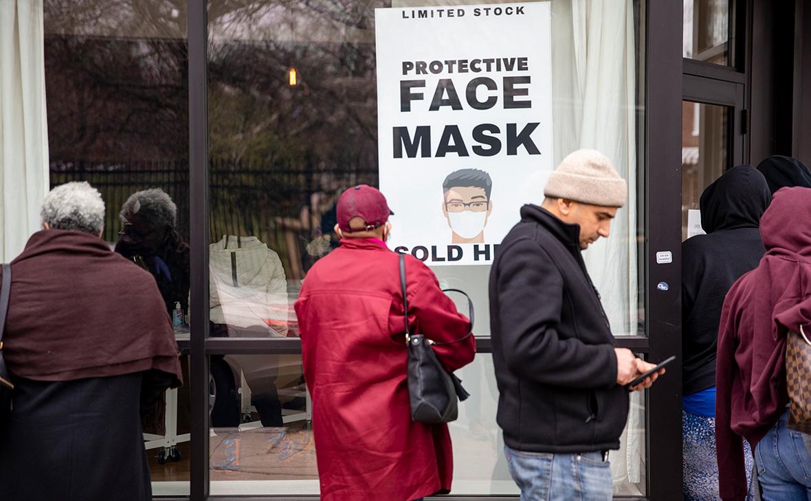 В Вашингтоне режим ЧС из-за коронавируса объявили ещё в середине марта<br><br>