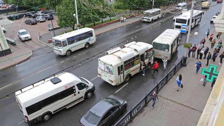 В Уфе появятся новые остановки общественного транспорта