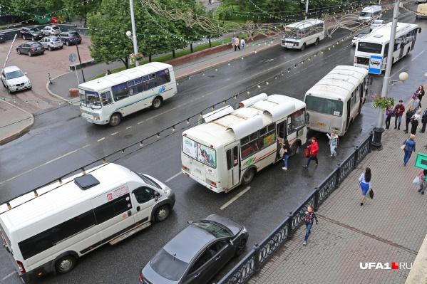 В Уфе добавится три остановки общественного транспорта