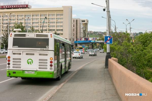 Автобусы будут ходить по новой смехе с 23:00 10 июля