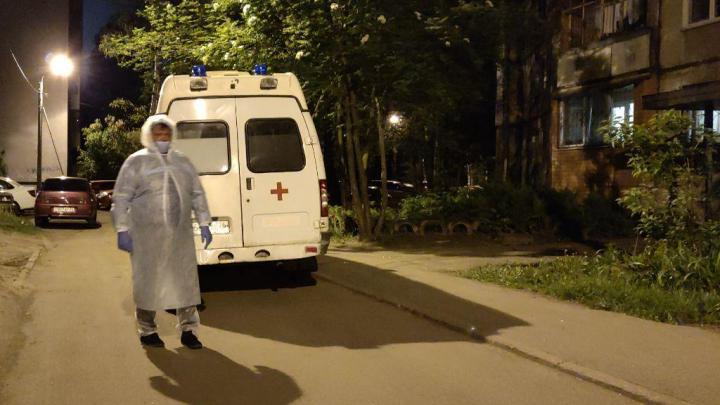 В Ярославле сбежавшая из больницы пациентка вызывала спецбригаду скорой и перепугала соседей
