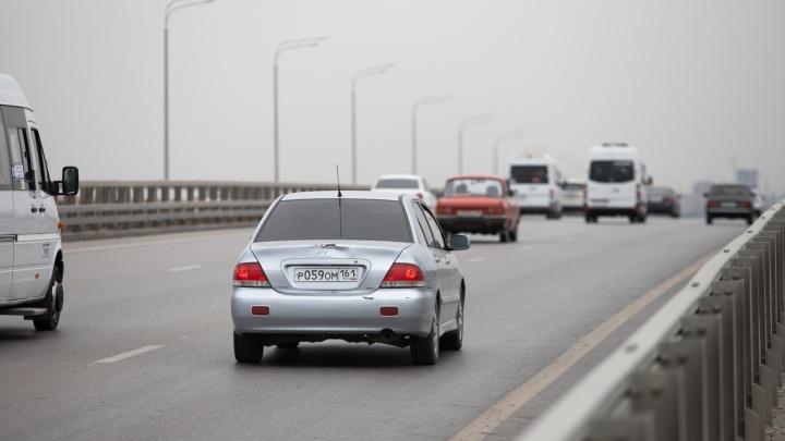 В Ростовской области для борьбы с пробками изменят схему движения на М-4