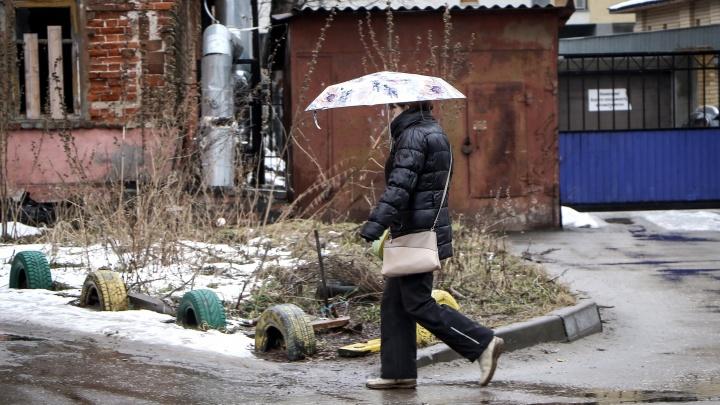 Первый снег близко: нижегородцам стоит готовиться к резкому похолоданию