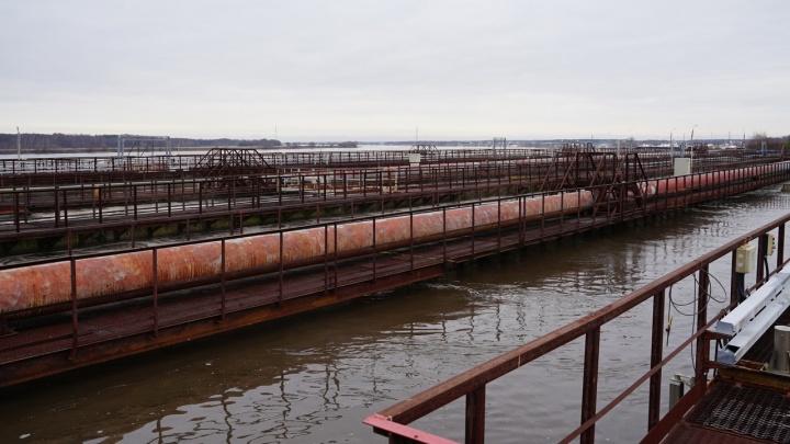 Завершился этап реконструкции 2-й очереди очистных сооружений канализации АО «Ярославльводоканал»