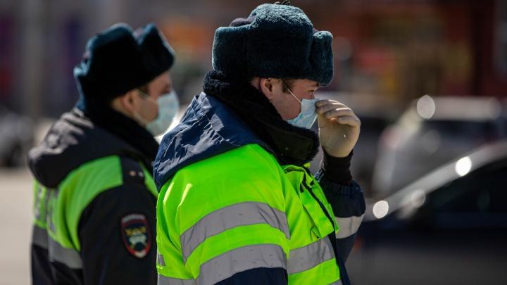 В Ярославле полицейские заразились коронавирусом