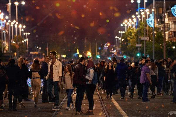 18 сентября в Екатеринбурге в шестой раз пройдет фестиваль «Ночь музыки»