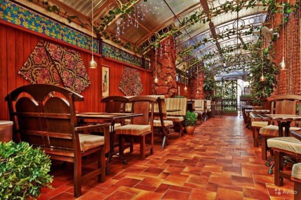 Ресторан «Султан Сулейман» не пережил пандемию, и его выставили на продажу