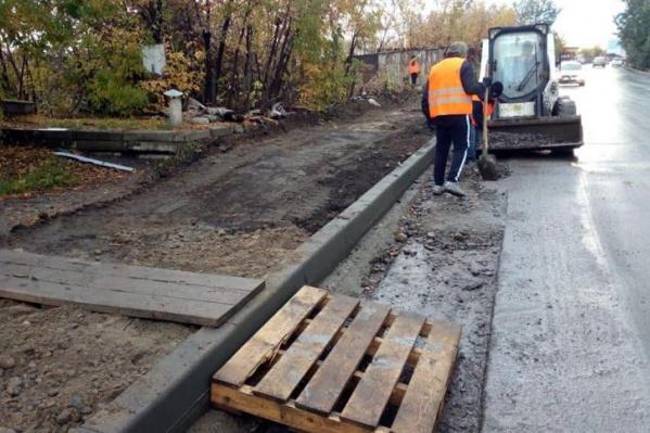 Ремонт дорог продлится до 30 ноября