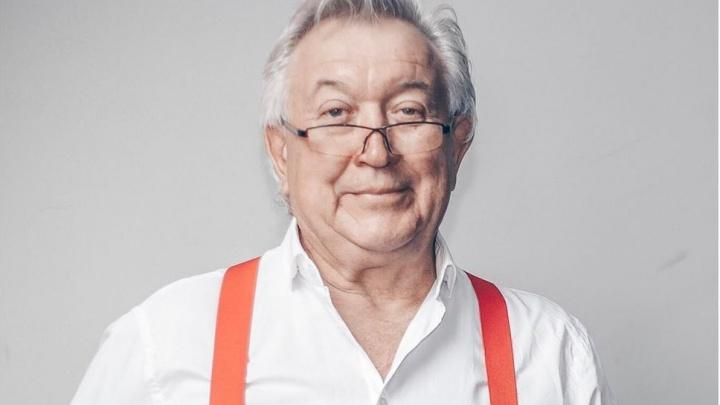 Скончался легендарный самарский парикмахер Владимир Гарус