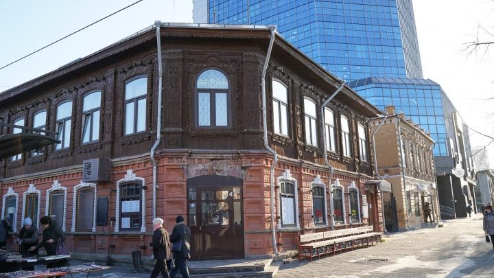 «И немедленно выпил»: в историческом особняке на Кировке откроют рюмочную на месте гастробара