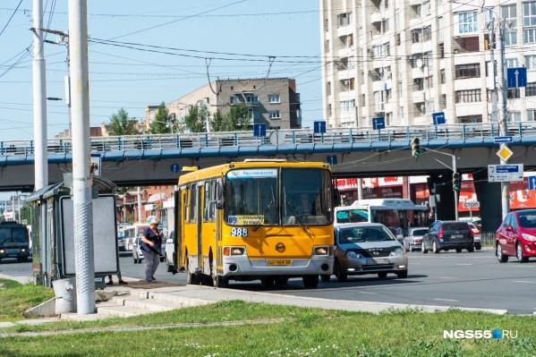 """По маршруту <nobr class=""""_"""">№ 69</nobr> будут ходить 13 автобусов с интервалом в 15 минут"""