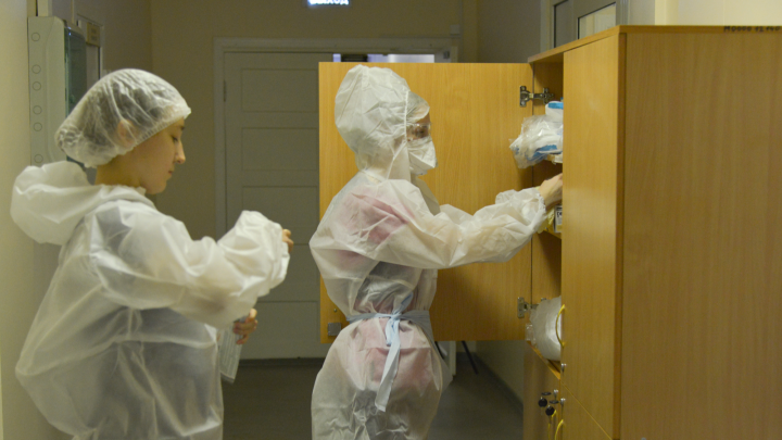 В оперштабе России заявили о ещё шести умерших от коронавируса пациентах в Архангельской области