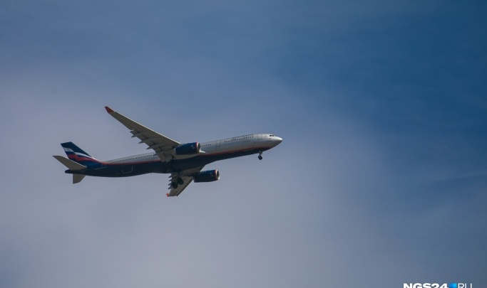 Прямые рейсы из Красноярска в Баку временно приостановлены