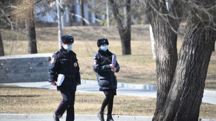В Екатеринбурге оштрафовали мужчину, который проигнорировал изоляцию и поехал на свидание на ЖБИ