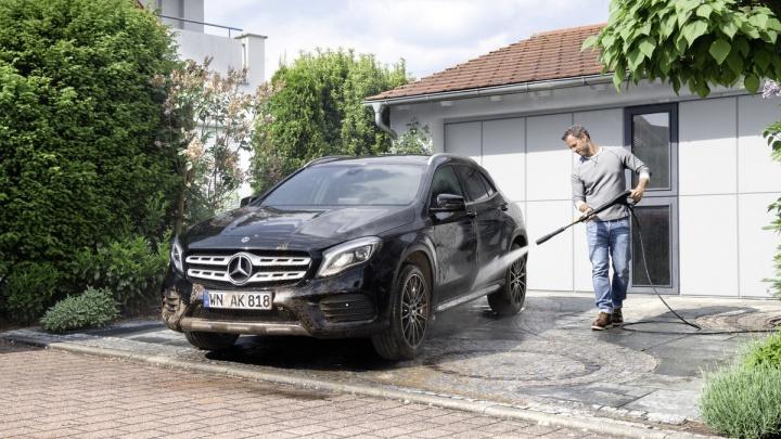 Дачникам улыбнулась удача: чистота от «Керхер» по выгодным ценам