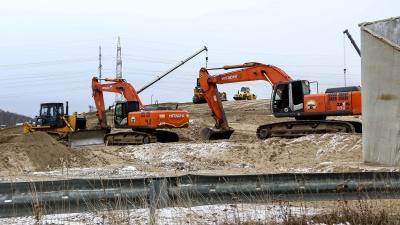 Никитин на встрече с Путиным предложил сделать запланированный мост через Оку платным